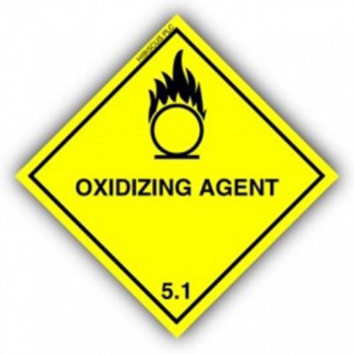 Class 5.1 - Oxidizing substances