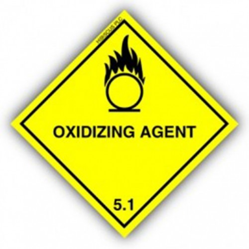 Class 5.1 - Oxidizing substances