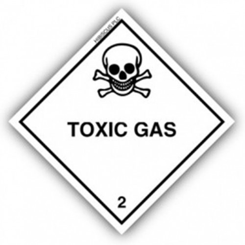 Class 2.3 - Toxic gases
