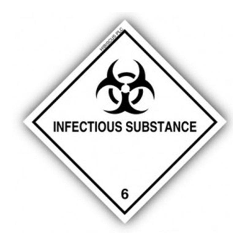 Class 6.2 - Infectious substances