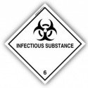 Class 6.2 - Infectious substances