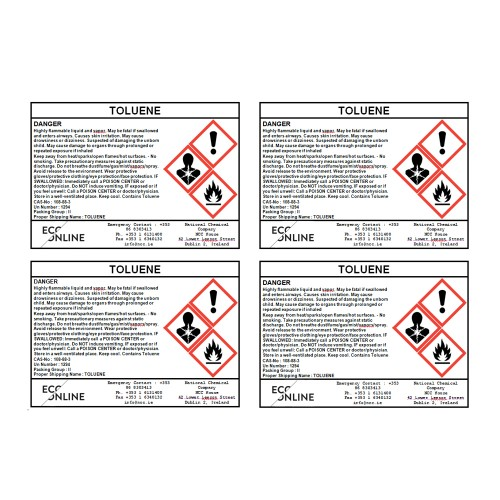 Custom Sample Labels