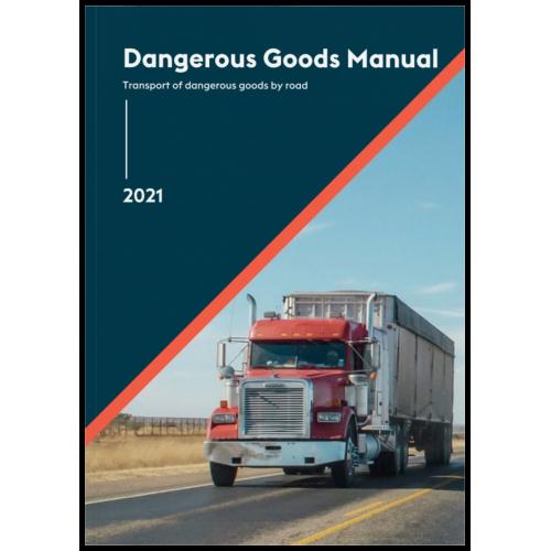 2021 - UN ADR DGR - 2 Book set