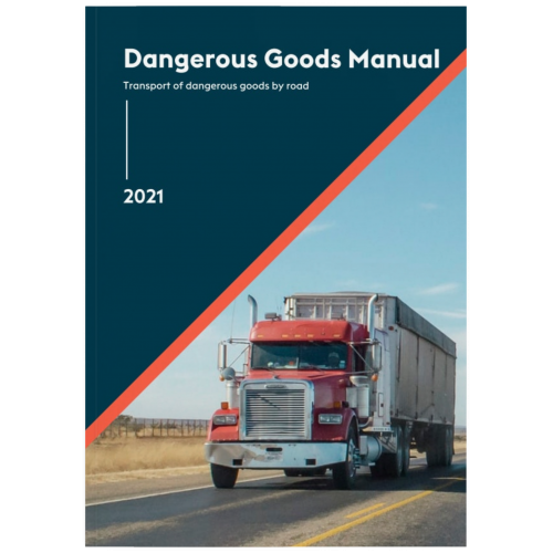 2021 - UN ADR Dangerous Goods Regulations - 2 Book Set