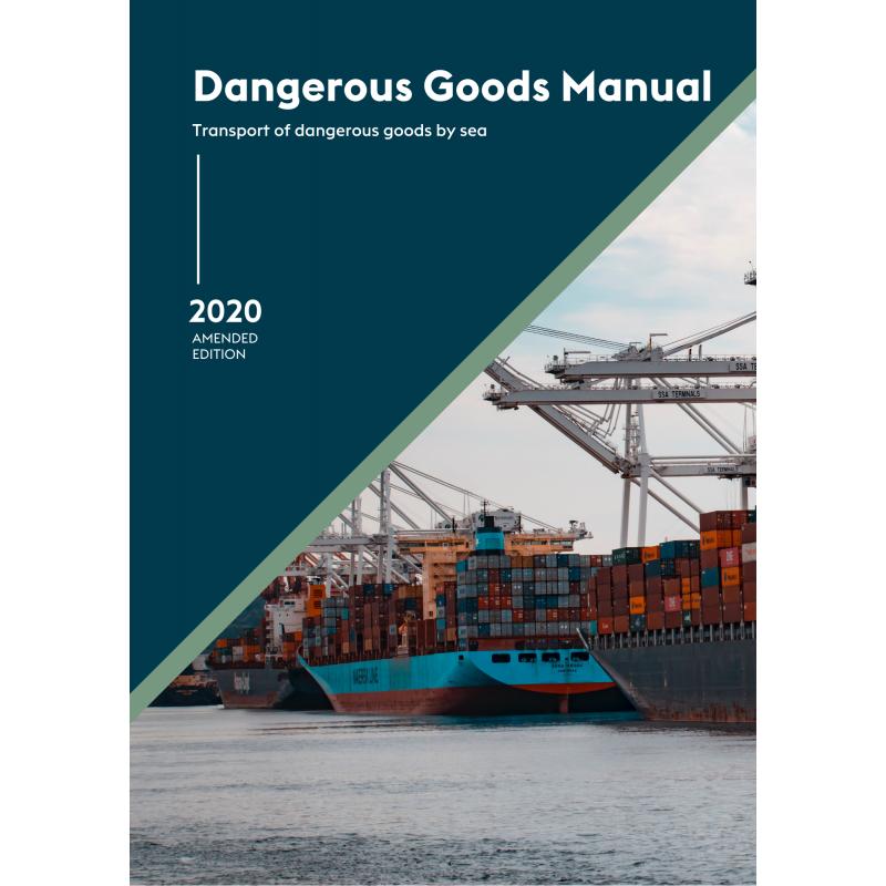 NEW IMDG Code 2020 Edition