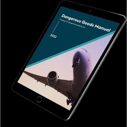 2022 - IATA Dangerous Goods Manual - Download