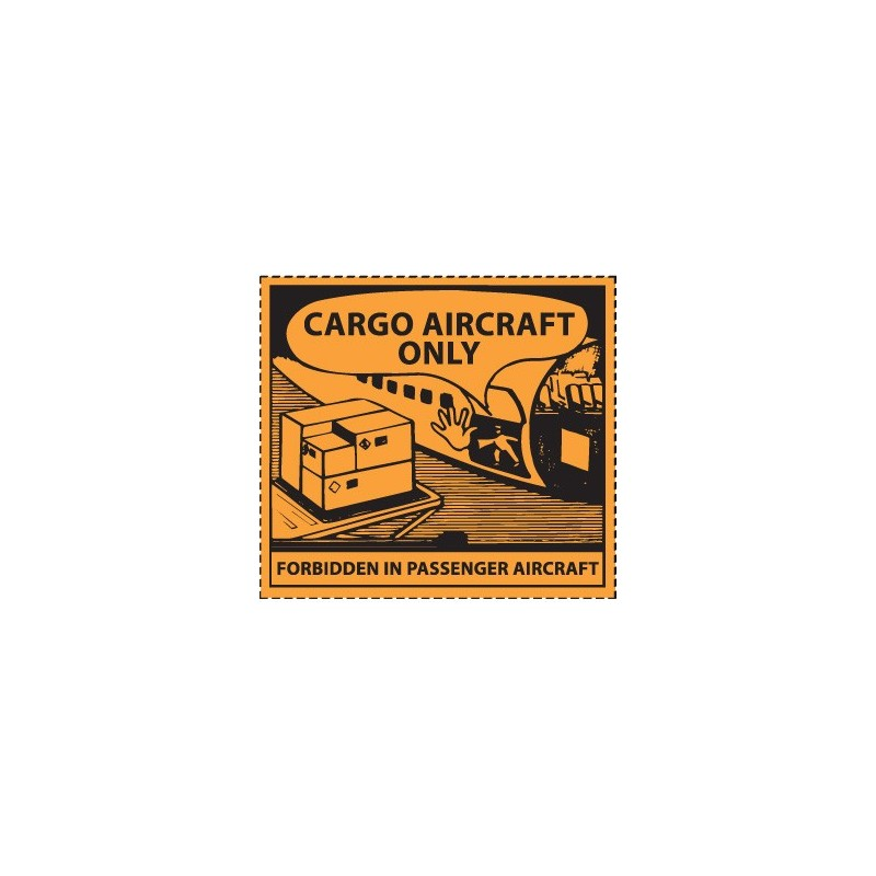 Cargo Only Labels
