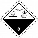 Class 8 - Corrosive substances