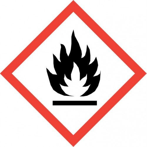 GHS Pictogram - Flame