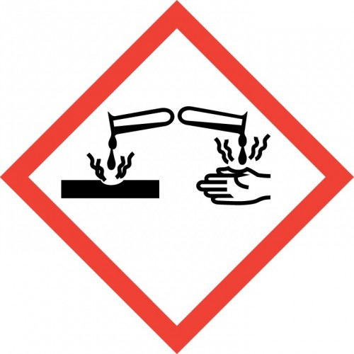 GHS Pictogram - Corrosion